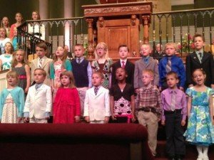 Temple Baptist Church Children's Choir