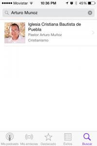 Busca: Arturo Munoz